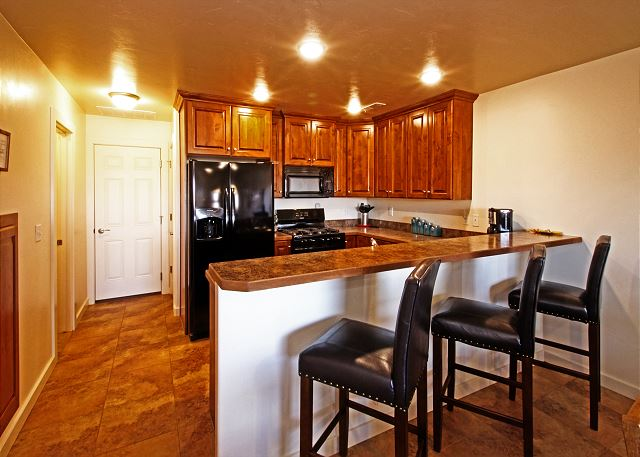Kitchen - Condo in Moab
