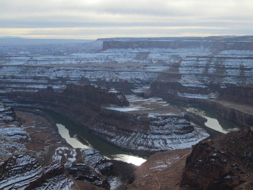 condo in Moab river view