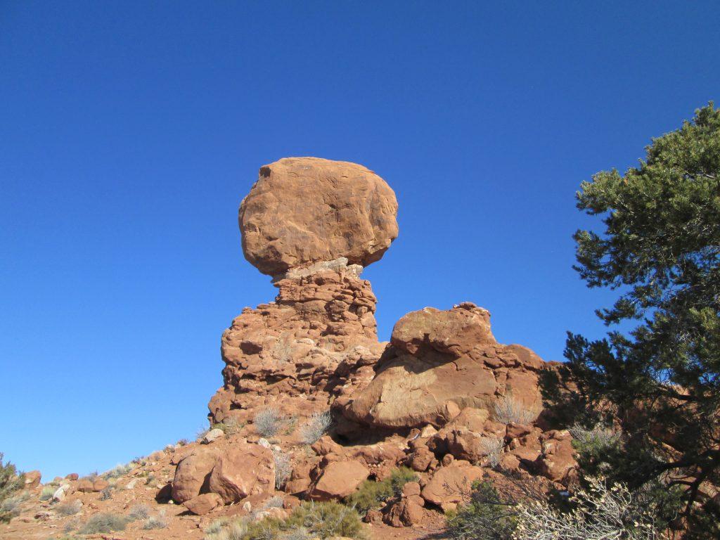 condo in Moab Balanced Rock