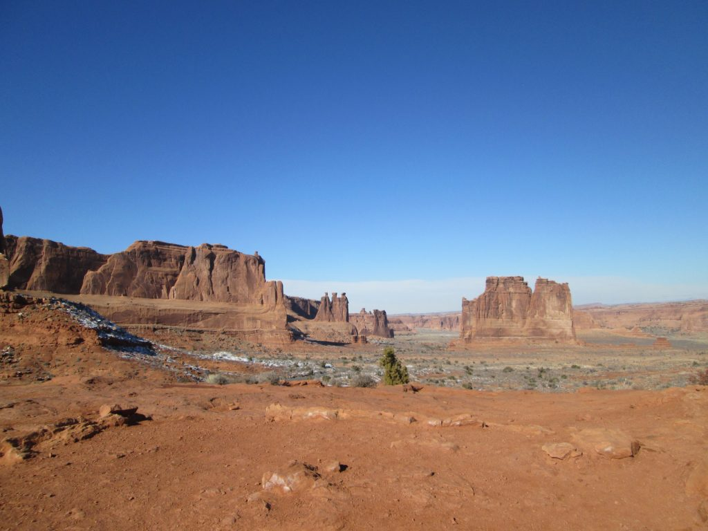 condo in Moab and Arches NP