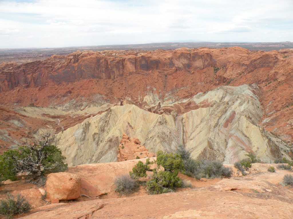 Moab Condo - Upheaval Dome in Canyonlands